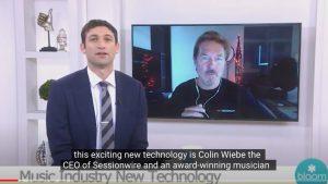 Colin Wiebe on Bloom TV