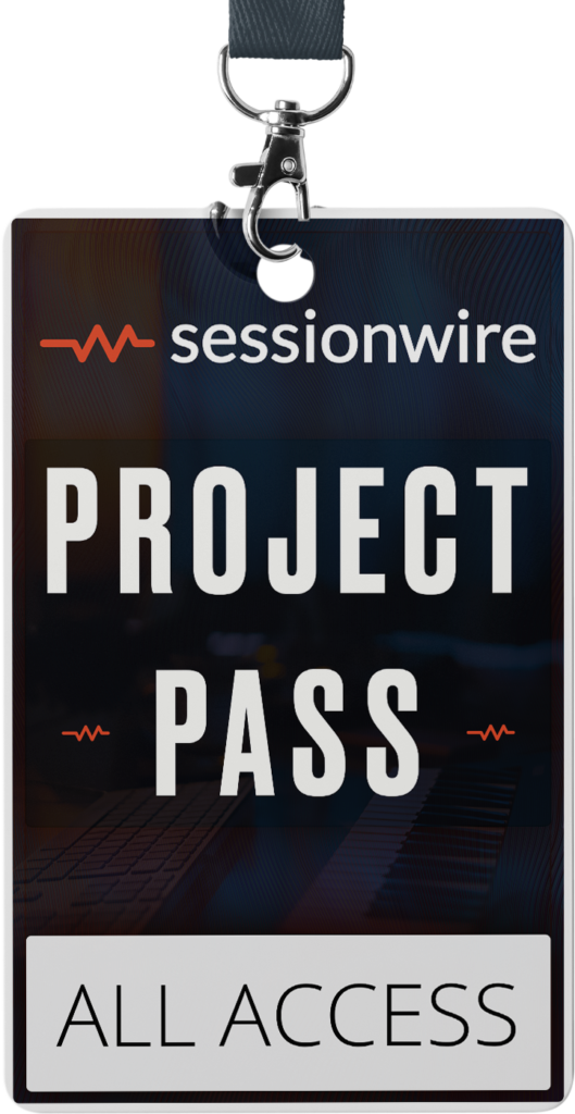 Sessionwire Project Pass