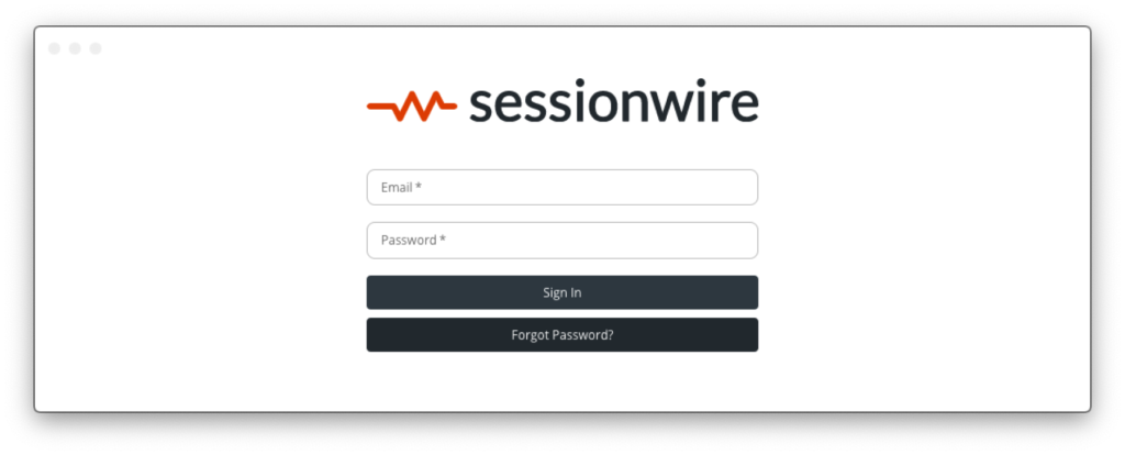 sessionwire launch